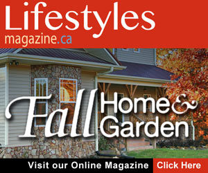 Lifestyles Magazine special Fall Home and Garden Section