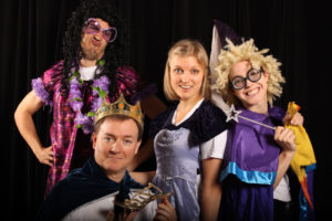 DuffleBag Theatre - Cinderella @ Georgian Theatre   Barrie   Ontario   Canada