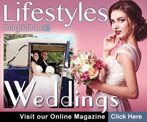 Weddings Lifestyles Magazine Section