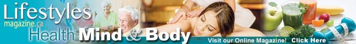 Health Minda and Body Lifestyles Magazine Section